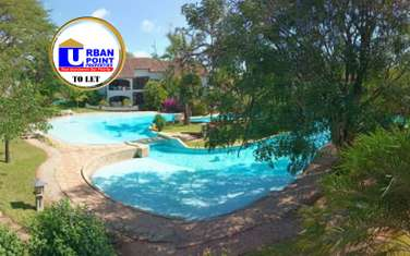 Furnished 3 bedroom apartment for rent in Malindi Town