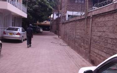 2 bedroom apartment for rent in Westlands Area