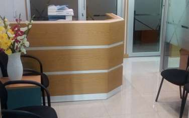 Furnished 50 ft² office for rent in Kilimani