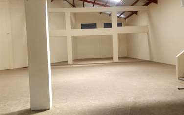 539 m² warehouse for rent in Industrial Area