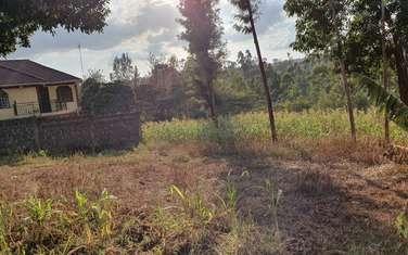 500 m² commercial land for sale in Gikambura