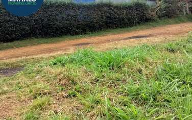 0.25 ac commercial land for sale in Kiambaa Area