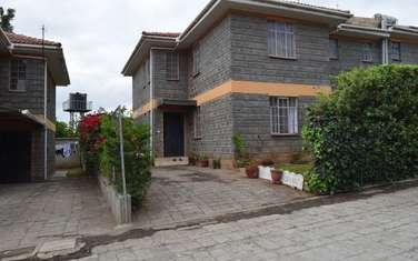 4 bedroom townhouse for sale in Mlolongo
