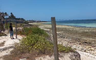 5 ac commercial land for sale in Nyali Area