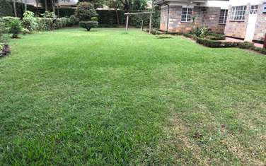 4 bedroom house for rent in North Muthaiga