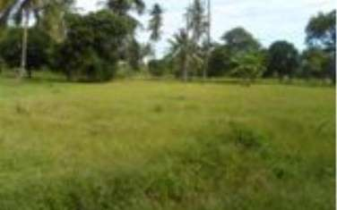 10118 m² residential land for sale in Nyali Area