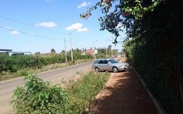 Land for sale in Kahawa Sukari