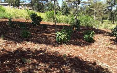 486 m² residential land for sale in Ngong