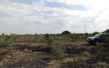 505 m² land for sale in Syokimau