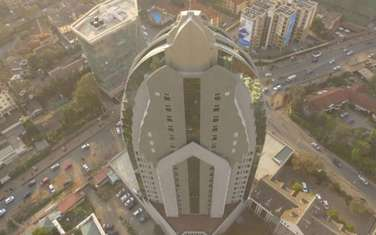 138 m² office for rent in Kilimani