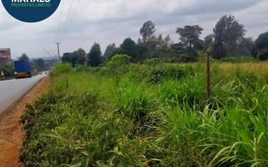 0.125 ac land for sale in Ruaka