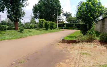 0.25 ac land for sale in Runda