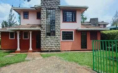 3 bedroom townhouse for rent in Kiambu Road