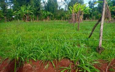 Land for sale in Nyeri Town