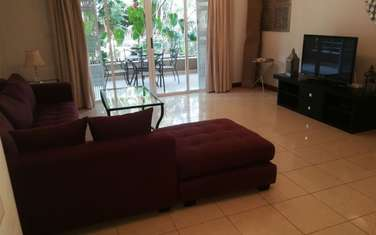 furnished 2 bedroom apartment for rent in Kileleshwa