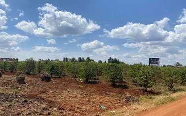 3035 m² commercial land for sale in Kiambu Road