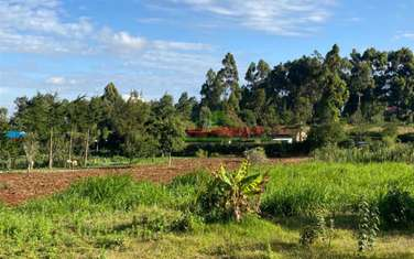 6000 m² land for sale in Limuru Area