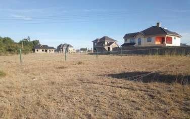 450 m² residential land for sale in Kitengela