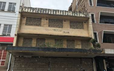 5000 ft² commercial property for rent in Nairobi Central