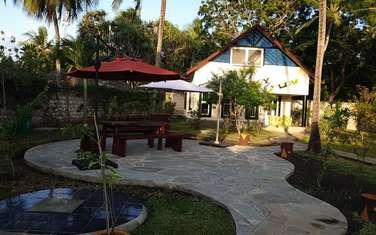 Furnished 2 bedroom villa for sale in Diani