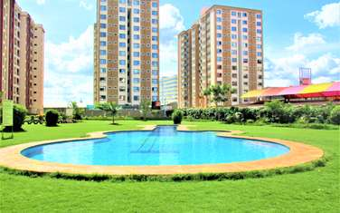 furnished 2 bedroom apartment for rent in South C