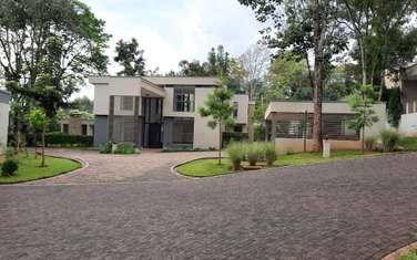 5 bedroom townhouse for rent in Karen
