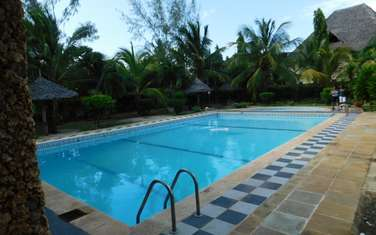 Furnished 2 bedroom apartment for rent in Diani