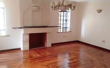 5 bedroom townhouse for rent in Kilimani