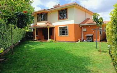 4 bedroom townhouse for rent in Runda
