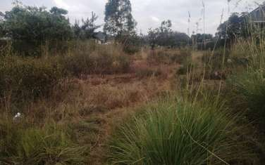 1011 m² residential land for sale in Thika