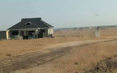 0.45 ha residential land for sale in Ruai
