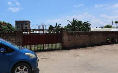 1348 m² land for sale in Nyali Area