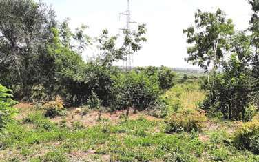 5000 m² residential land for sale in Mwea