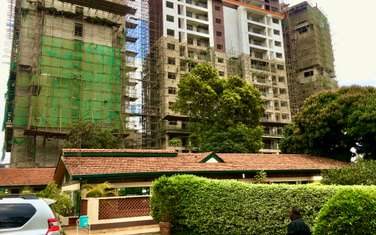 Commercial land for sale in Kileleshwa