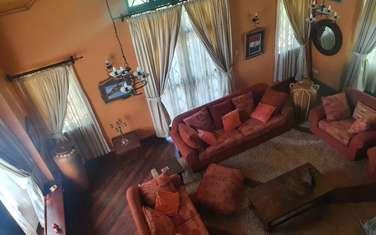 Furnished 4 bedroom villa for rent in Karen