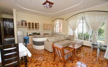 Furnished 3 bedroom villa for rent in Lavington