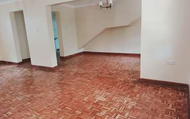 3 bedroom townhouse for rent in Old Muthaiga
