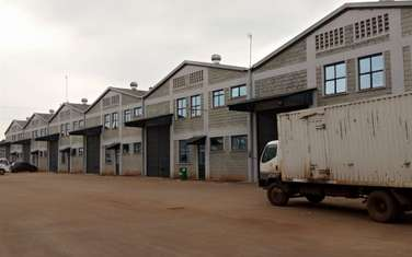 528 m² warehouse for rent in Ruiru