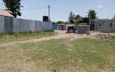 500 m² commercial land for sale in Kitengela