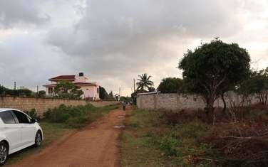 Land for sale in Ukunda