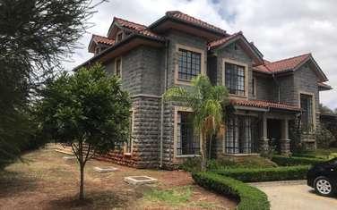 5 bedroom villa for rent in Karen
