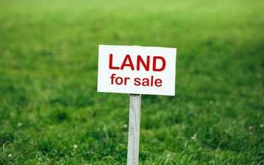 0.25 ac land for sale in Kisaju