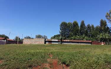 0.75 ac residential land for sale in Kiambu Road