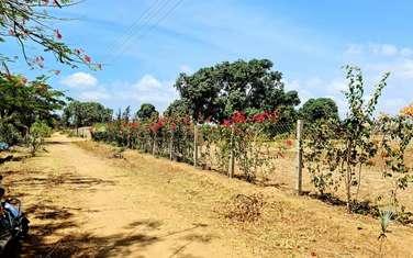 1 ac residential land for sale in Ganda