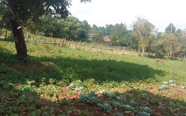 Land for sale in Kinoo