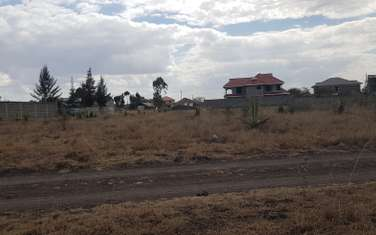 5000 ft² residential land for sale in Katani
