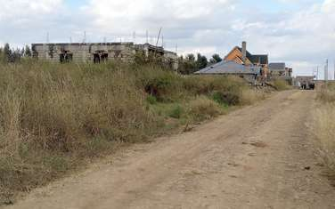 Commercial land for sale in Ruiru
