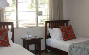 Furnished 2 bedroom apartment for rent in Lower Kabete