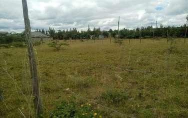 0.1 ha residential land for sale in Kitengela