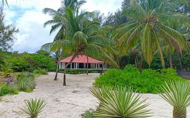 9105 m² land for sale in Diani